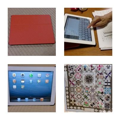 ママ iPad
