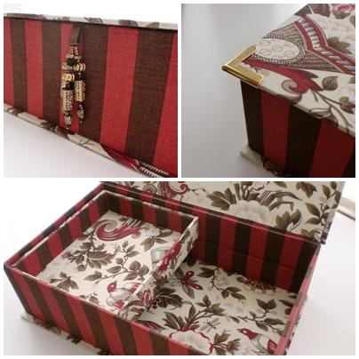 フレンチ型ボックス